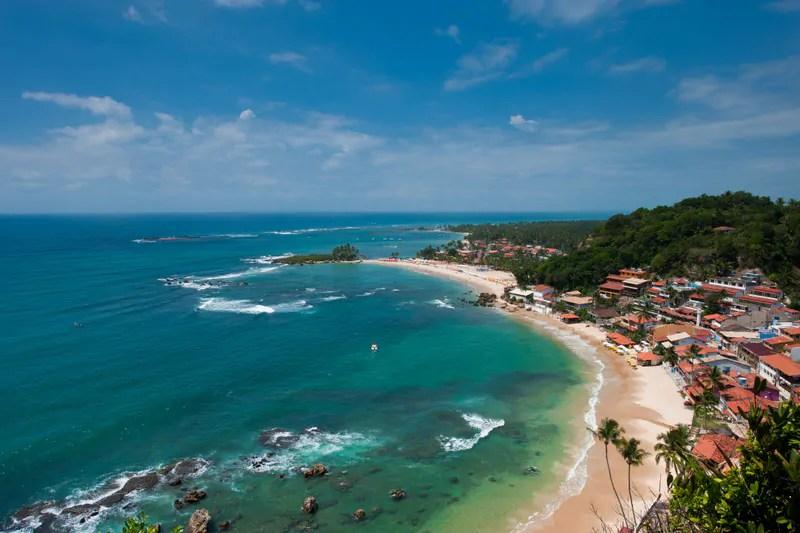 Bahia é estado mais procurado para viagens no carnaval 2021