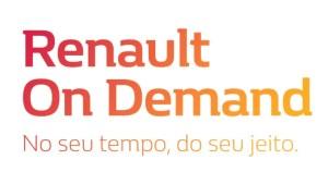 Renault lança aluguel de carro por assinatura