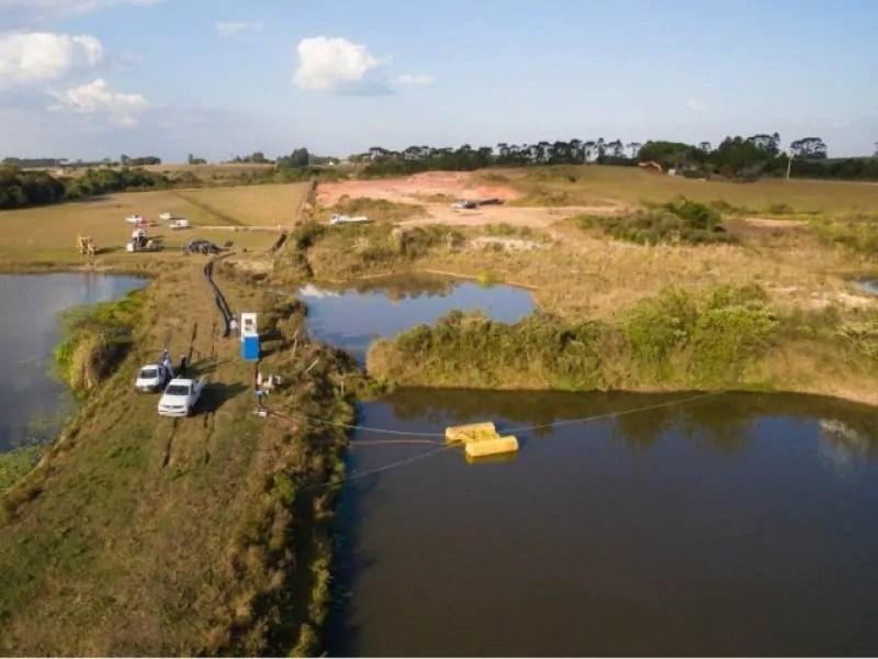 Sanepar economizou 46,6 bilhões de litros de água desde março de 2020