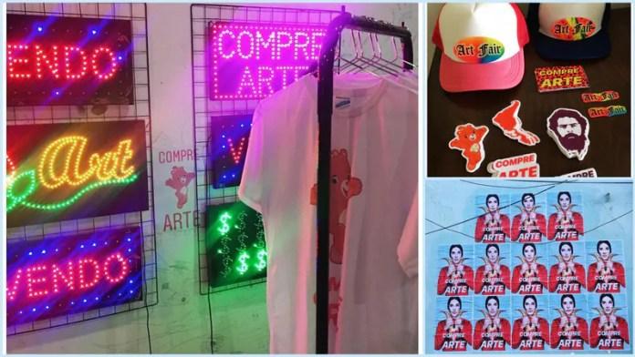 """Exposição """"Vende-se Arte"""" é prorrogada até 15/02 na SOMA Galeria"""