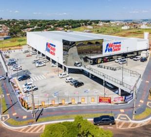 A construção do Supermercado Cidade Canção foi desenvolvida pela A.Yoshii Engenharia Crédito: Ronaldo Ronan Rufino