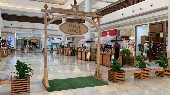 Vila Doce reúne produtos de Páscoa variados em um só local