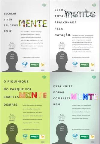 Saúde emocional é o foco da nova campanha da Unimed Curitiba