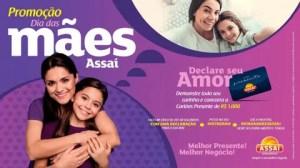 Assaí promove concurso de declarações de amor para o Dia das Mães