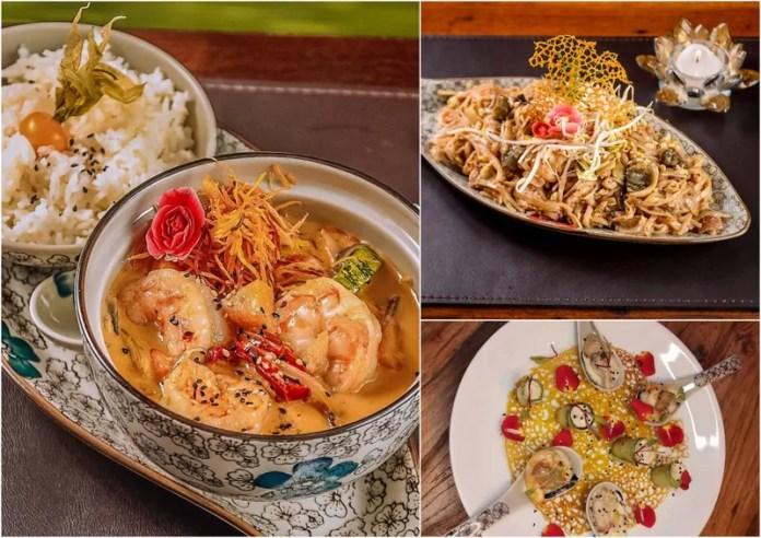 Jantar Dia dos Namorados no Thai Garden Asian em Itajaí