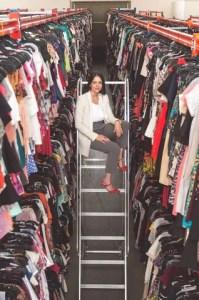 A Troc quer vender as roupas que estão paradas no seu guarda-roupa