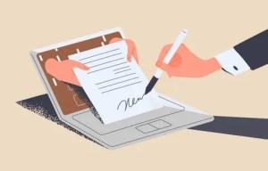 Assinatura eletrônica só com Certificado Digital