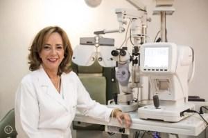 Presidente da SOBLEC, médica oftalmologista Tania Schaefer - Foto:Divulgação