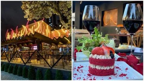 Dia dos Namorados na OX Room Steakhouse terá menu especial para casal em 3 tempos
