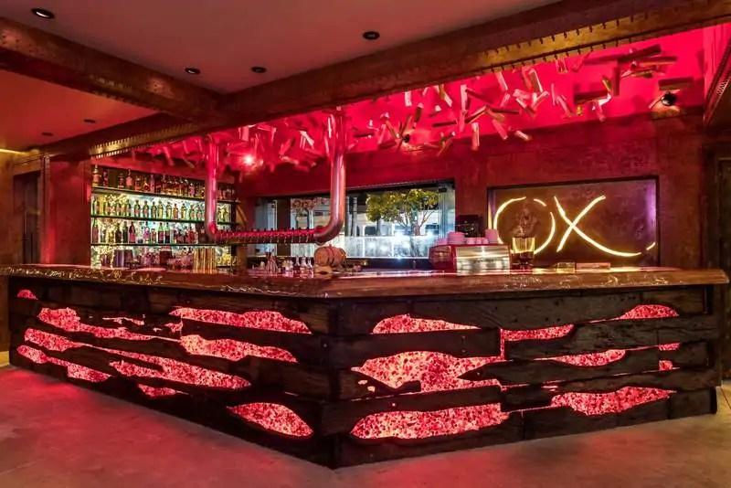 OX Room Steakhouse conquista segundo prêmio internacional de design de interiores