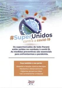 Apras lança Campanha #SuperUnidos contra a Covid-19