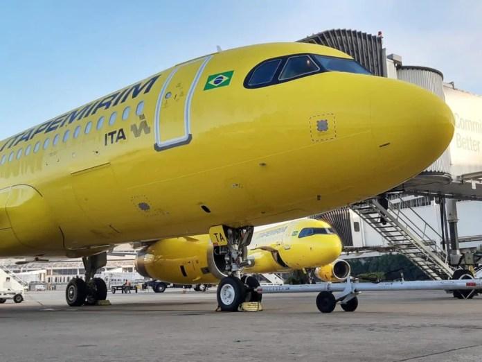 Itapemirim Transportes Aéreos incorpora quarta aeronave à sua malha