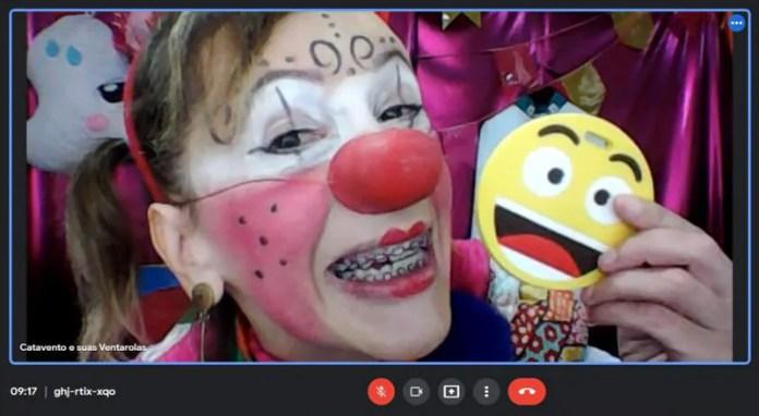 Especialistas da Alegria Kids realizam espetáculos online para a rede pública de ensino do Paraná