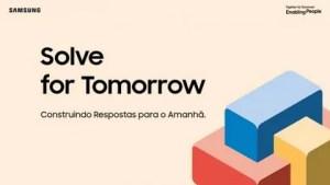 Samsung anuncia semifinalistas do Solve for Tomorrow no Brasil