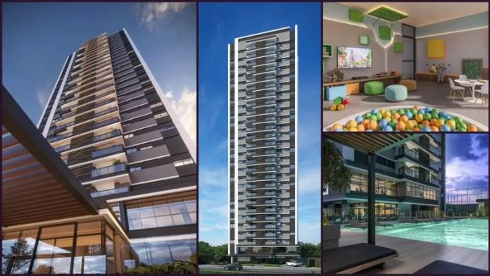 Com mercado imobiliário em alta, Maringá ganha três novos empreendimentos
