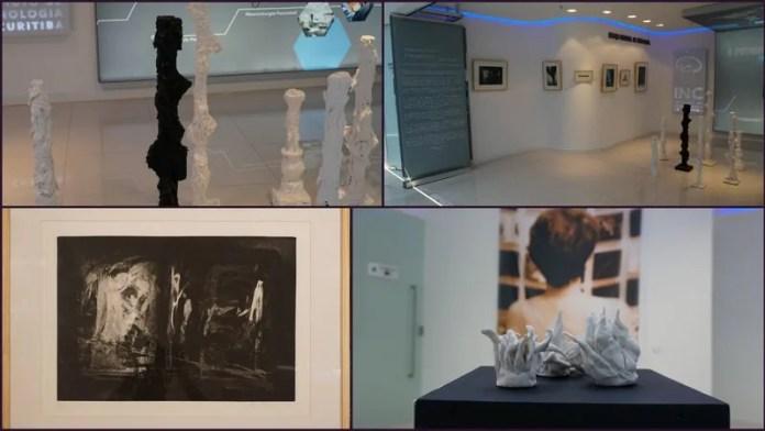 Espaço Cultural INC no Pátio Batel apresenta exposição de Guita Soifer