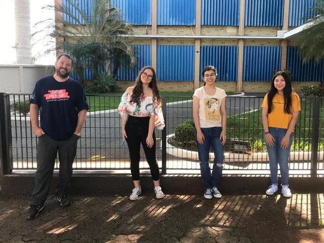 Estudantes de Maringá conquistam medalha de prata na Olimpíada Nacional de História do Brasil