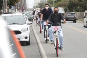 Em parceria com a startup GoMoov, construtora Rôgga vai financiar sistema de compartilhamento de bicicletas elétricas em Balneário Piçarras, Barra Velha e Penha