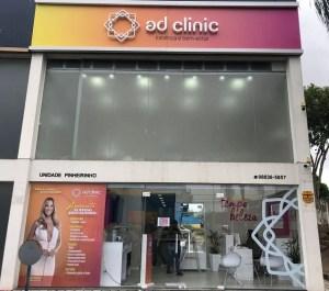 Ad Clinic Pinheirinho chega com diferencial  que faz sucesso com famosas