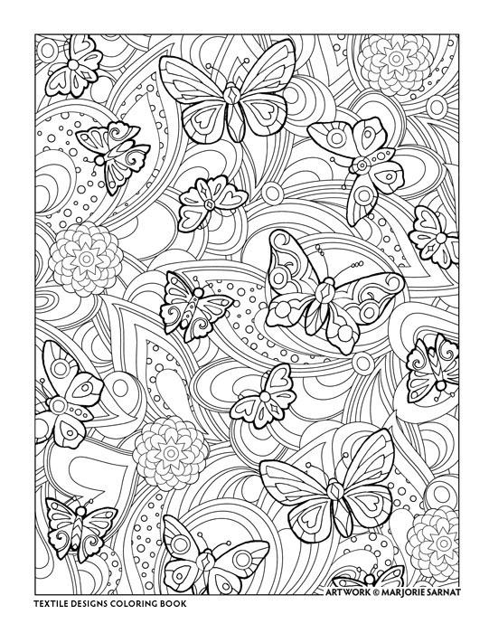 Increíble Mandala Complejo Para Colorear Imprimible Imagen - Páginas ...