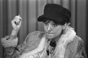 Anna Karina, la musa de Jean-luc Godard