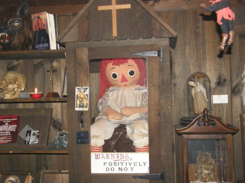 Has Ghost Adventures Ruined The Annabelle Legend Paranormal Magazine