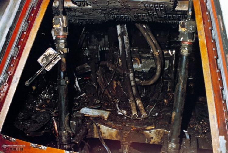 Mystery Death of Three Astronauts