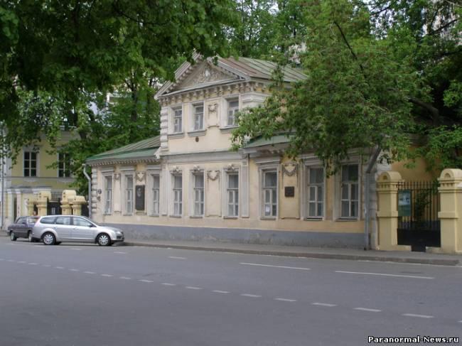 места силы в Москве