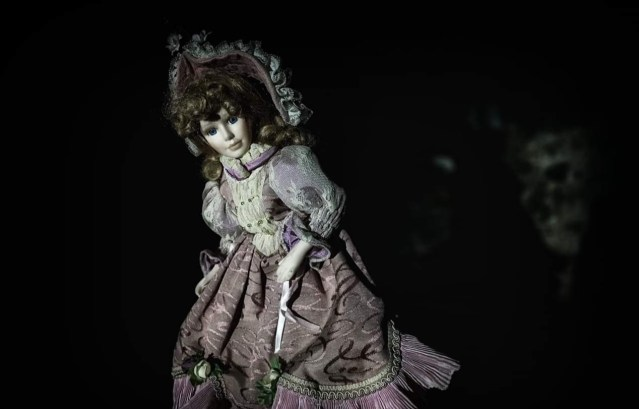Elizabeth ' Lizzy' The haunted Doll Ghost Story and New Reports