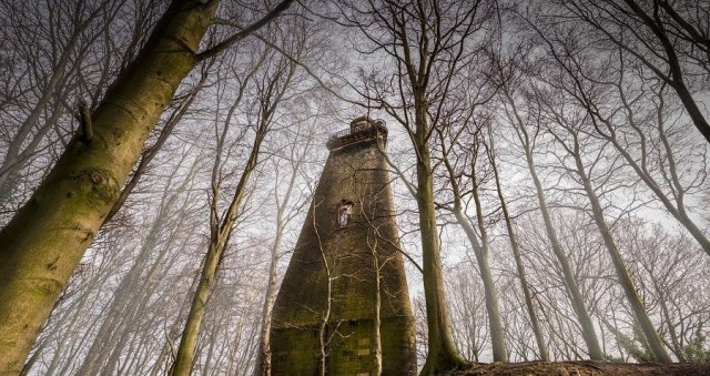 Ghosts of Hoober Stand, Rotherham| History | Witches and The Alters
