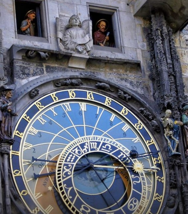 The CURSED Clock | Prague