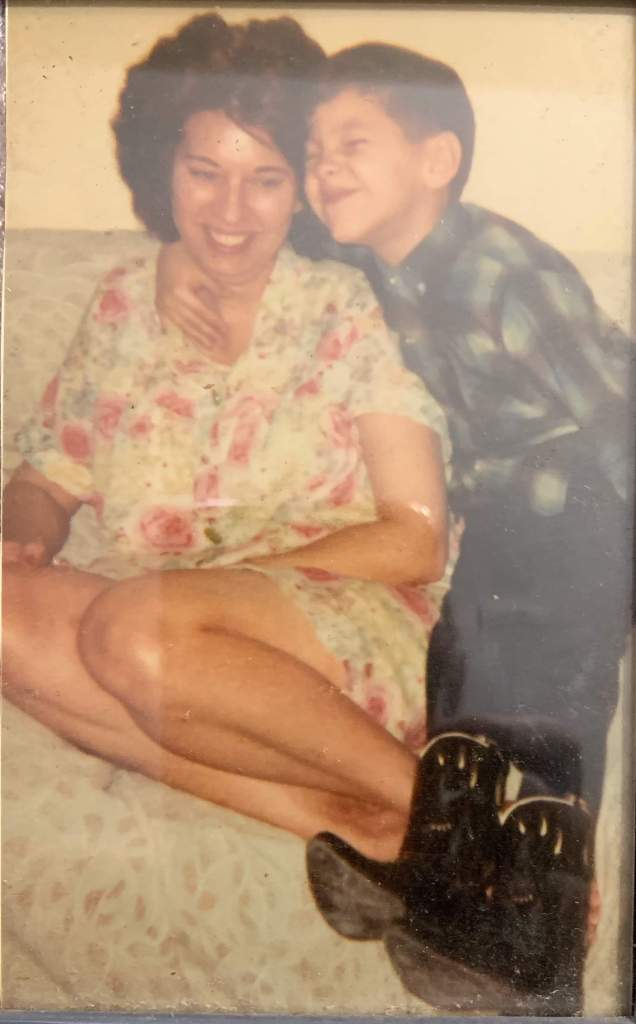 By Lonnie Lee – The Day My Mum Came to Visit Me