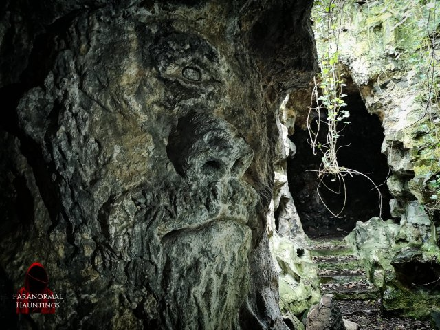 The Cyclops Cave, Wales
