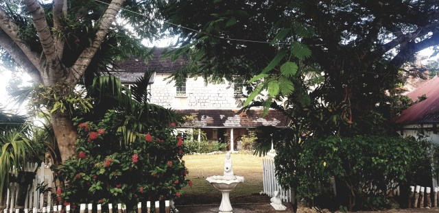 Haunted Jamaica – Ghost Captured at Greenwood Hall