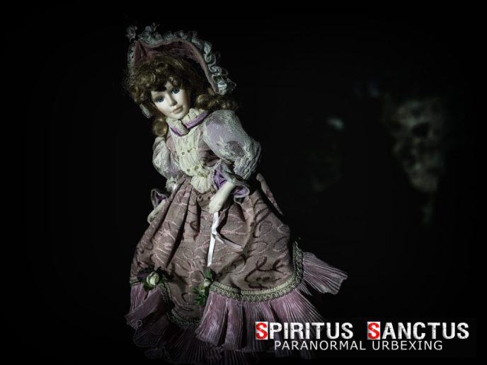 Elizabeth 'The Haunted Doll'