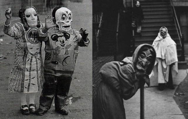 10 creepy Vintage Halloween Costumes!