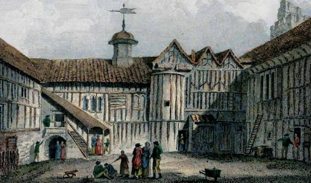 The Old Hall 1803