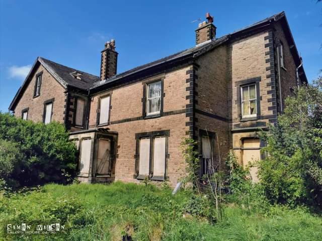 Beech Knoll | Sallys Mansion | History