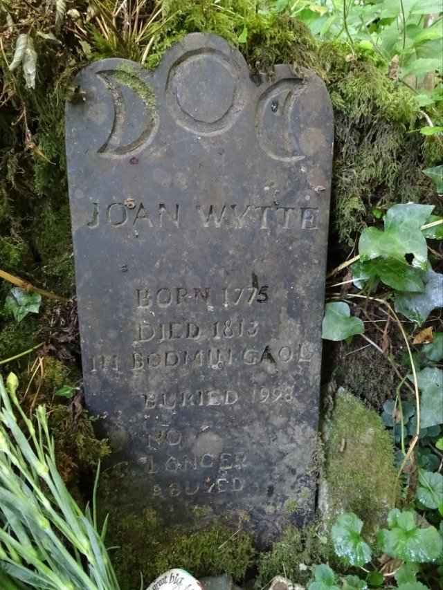 A Witch Buried on Halloween – 185 years after her Death |Joan Wytte |Minister Church
