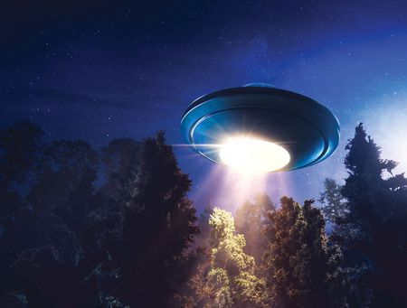 Calverton Village – Nottingham – UFO sightings