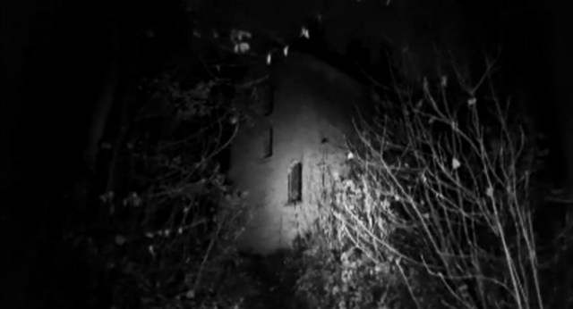 Seldom Engine House Investigation – Spirit Box Responses
