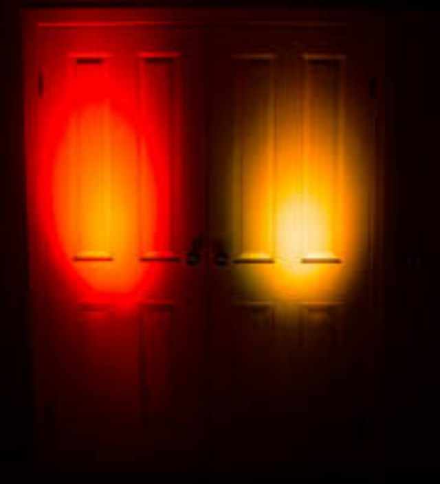 Red Door, Yellow Door – Ritual?, Paranormal?, or Psychological?