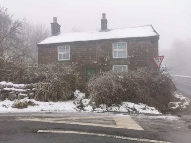 Potters Cottage  Perfect Winter Explore