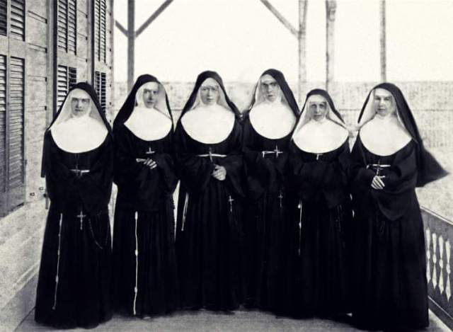MASS HYSTERIA – The Story of The Meowing Nuns