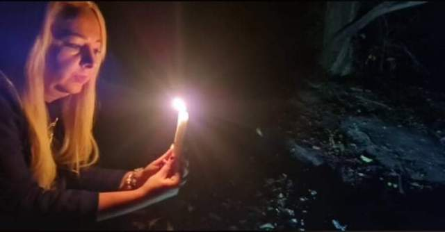 Candle Divination – Candle Bends When Asked