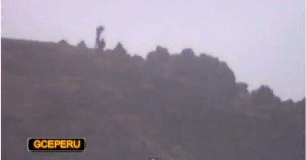 Des aliens géants au Pérou