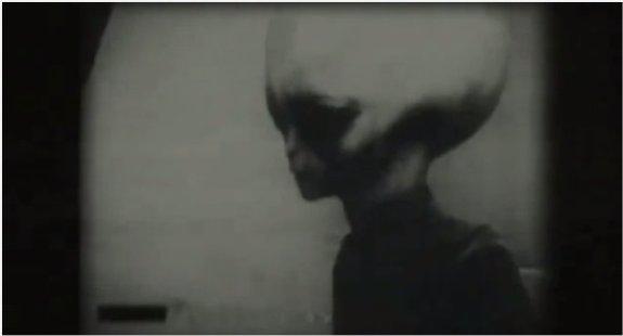 Un vrai alien provenant du crash de Roswell?