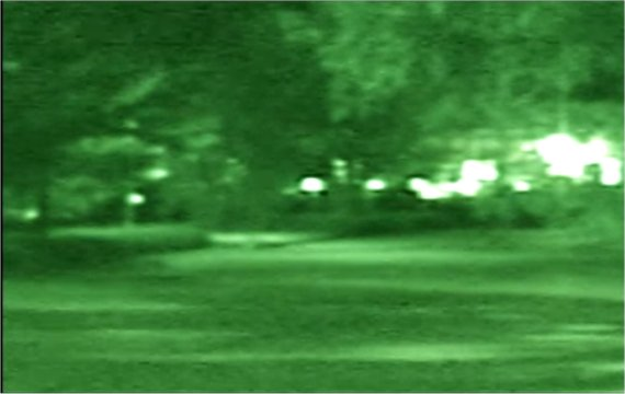 Des aliens à Grass Valley, Californie?