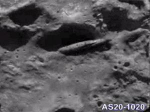 Vaisseau extraterrestres de 4 km