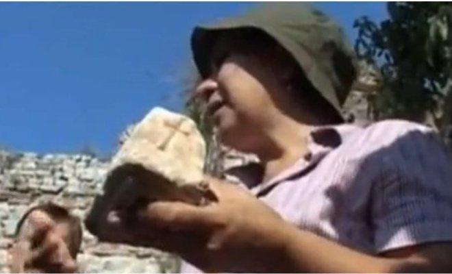 Turquie: un morceau de la croix de Jésus découvert par des archéologues?